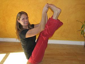 pre-run yoga